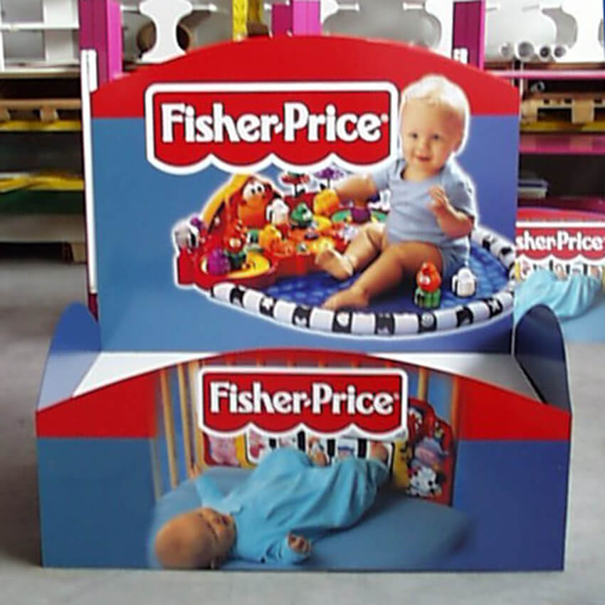 Ilha Fisher-Price